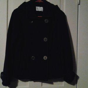 dELiA*s Pea Coat ... Size M ... EUC!